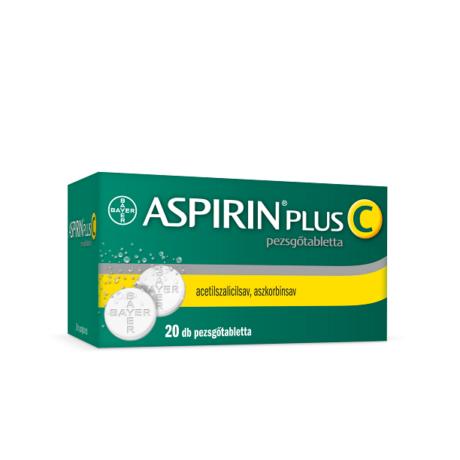 Aspirin® Plus C pezsgőtabletta 20x