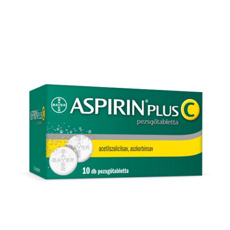 Aspirin® Plus C pezsgőtabletta 10x