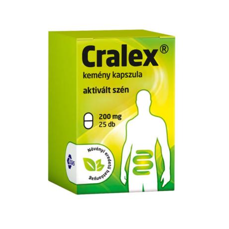 Cralex ® 200 mg kapszula 25x