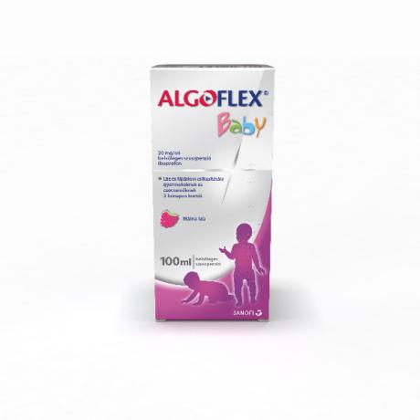 Algoflex Baby 20 mg/ml belsőleges szuszpenzió 100ml