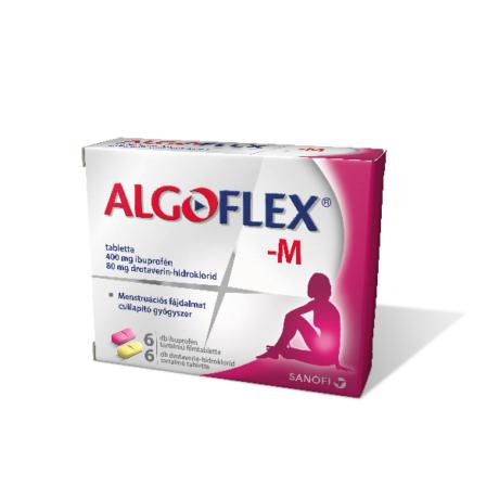Algoflex-M tabletta 6x+6x