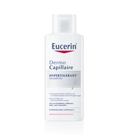 Eucerin DermoCapillaire Extra kímélő sampon 250ml