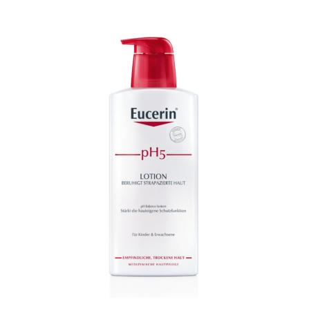 Eucerin pH5 Intenzív testápoló (pumpás) 400ml