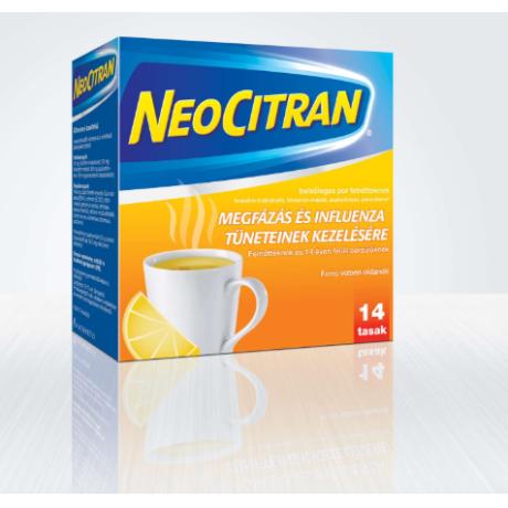 Neo Citran belsőleges por felnőtteknek 14x