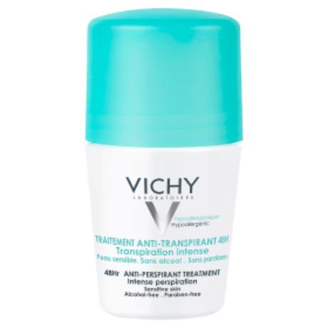 Vichy izzadságszabályozó golyós dezodor erős izzadásra 50 ml