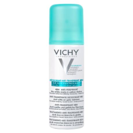 Vichy 48h izzadságszabályozó dezodor foltmentes spray 125 ml