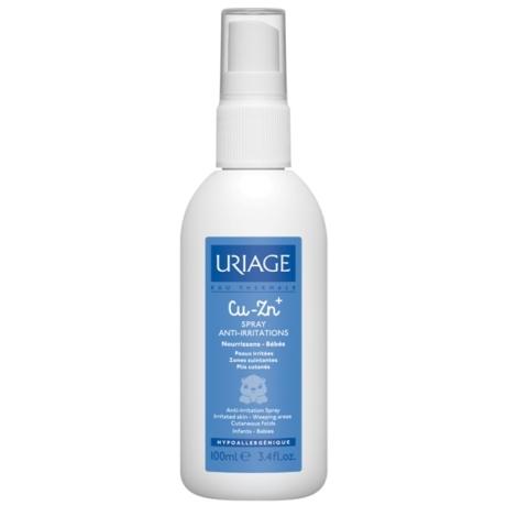 Uriage Baba CU-ZN+ spray irritált bőrre 100ml