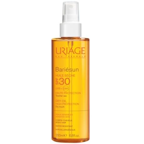 Uriage BARIÉSUN Száraz olaj spray SPF30 200ml