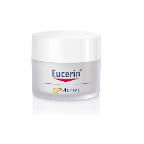 Eucerin Q10 ACTIVE Ránctalanító nappali arckrém 50ml