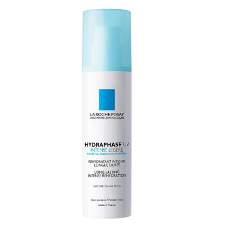 La Roche-Posay Hydraphase UV Intenzív Legere intenzív hidratáló krém UV-védelemmel SPF 20 50 ml