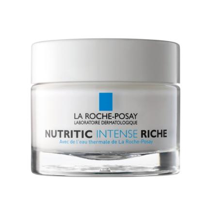 La Roche-Posay Nutritic Intense Rich mélytápláló krém termálvízzel 50 ml