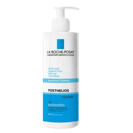 La Roche-Posay Posthelios nyugtató hatású napozás utáni ápoló krém arcra és testre 400 ml