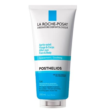 La Roche-Posay Posthelios nyugtató hatású napozás utáni ápoló krém arcra és testre 200 ml