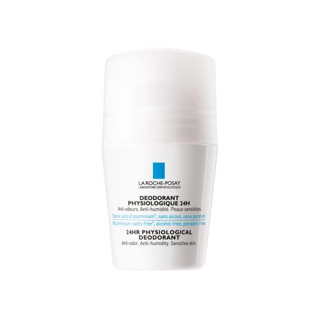 La Roche-Posay 24 órás dezodor érzékeny bőrre 50 ml