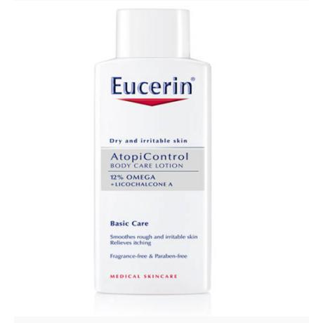 Eucerin AtopiControl 12% Omega zsírsavas testápoló 250ml