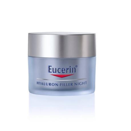 Eucerin Hyaluron-Filler Ráncfeltöltő éjszakai arckrém 50ml
