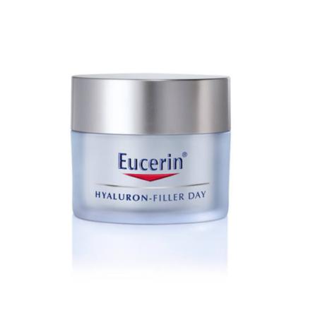 Eucerin Hyaluron-Filler Ráncfeltöltő nappali arckrém száraz bőrre 50ml