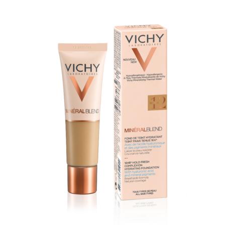 Vichy Minéralblend hidratáló alapozó 12 30ml