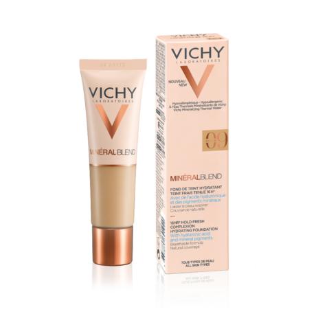 Vichy Minéralblend hidratáló alapozó 09 30ml
